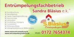 Entrümpelungsfachbetrieb und  Containerdienst Sandra Bläsius e.K.